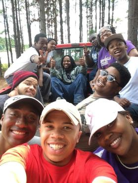 Wiley College Students at Love